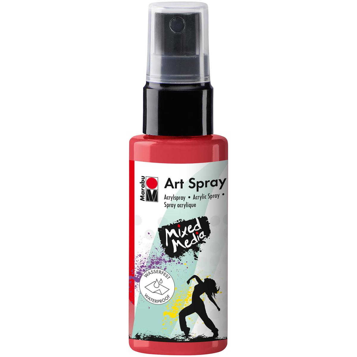 Marabu Art Spray 50ml-Flamingo