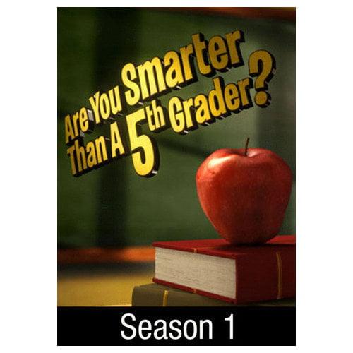 Are You Smarter Than a 5th Grader?: Episode 19 (Part 1) (Season 1: Ep. 19) (2007)