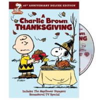 A Charlie Brown Thanksgiving (DVD)