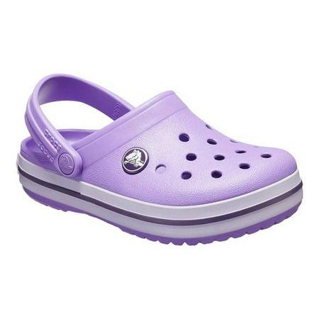 8e54823a0cb179 Crocs - Children  39 s Crocs Crocband Clog Juniors - Walmart.com