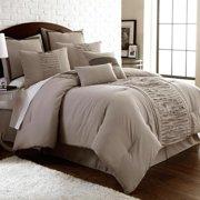 Amrapur Overseas Inc Marilyn Embellished 8-piece Comforter Set