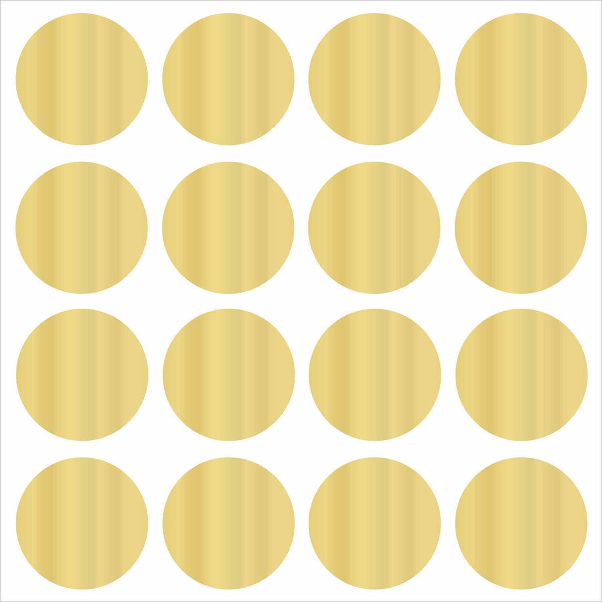 Brewster Confetti Dot Decals - Walmart.com