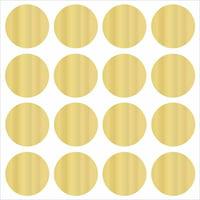WallPops Gold Confetti Dots