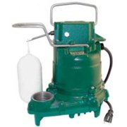 Zoeller 57-0001 Mighty Mate 1/3 Hp Automatic Submersible Sump Pump