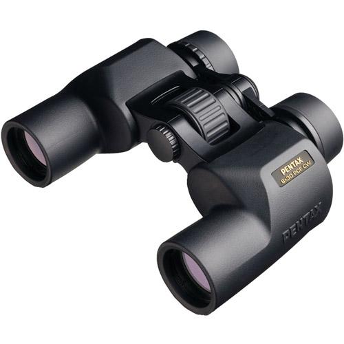 Pentax 65851 8 x 30mm PCF CW Binoculars with Case