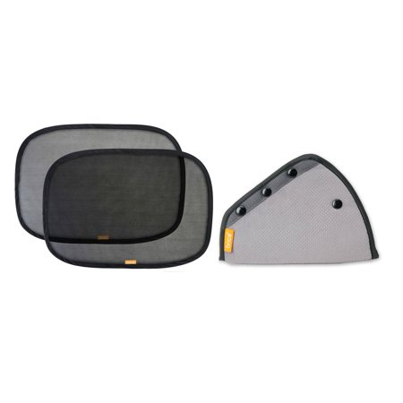 Awe Inspiring Brica Pop Open Cling Window Shades With Seat Belt Adjuster Creativecarmelina Interior Chair Design Creativecarmelinacom