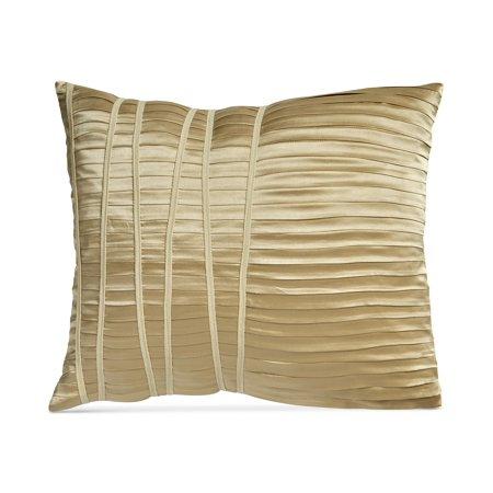 Donna Karan Home Reflection 16 Inches X, Donna Karan Home Reflection Gold Dust Bedding Collection