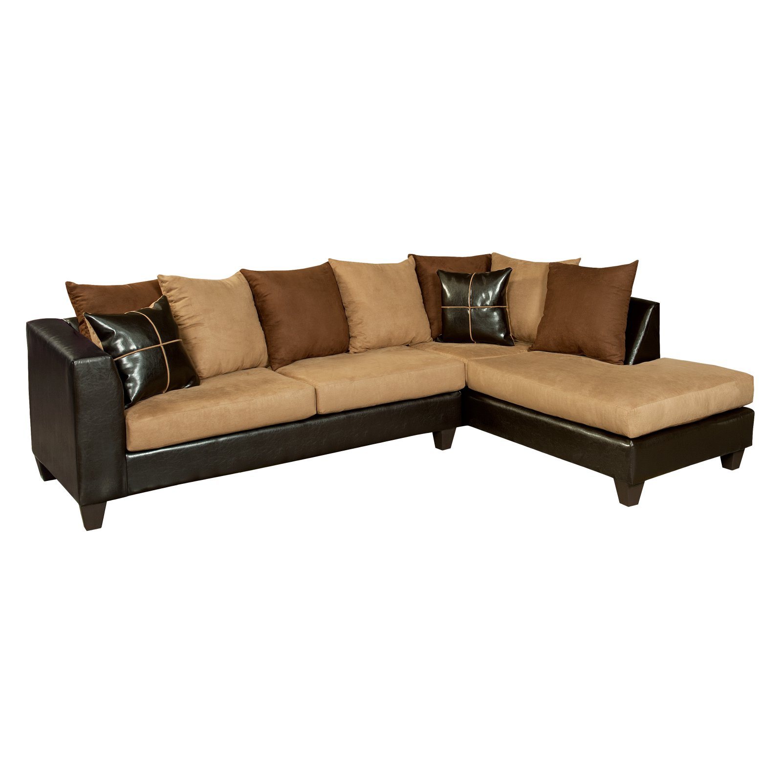 Flash Furniture Riverstone Sierra Sectional Sofa