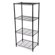 Gold Sparrow 4 Tier Wire Shelving
