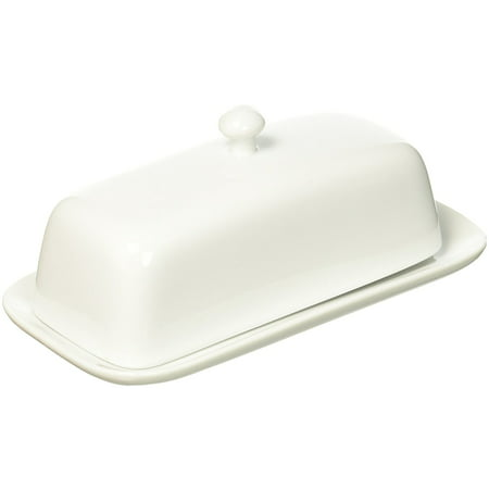Butter Dish w/ Knob, Perfect for everyday use By BIA Cordon Bleu ()