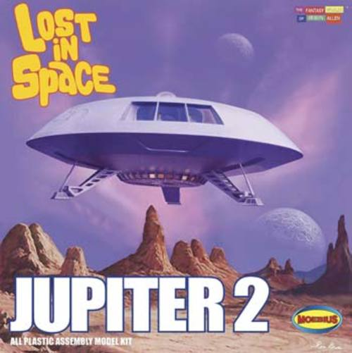 913 Lost in Space - Jupiter 2 Multi-Colored