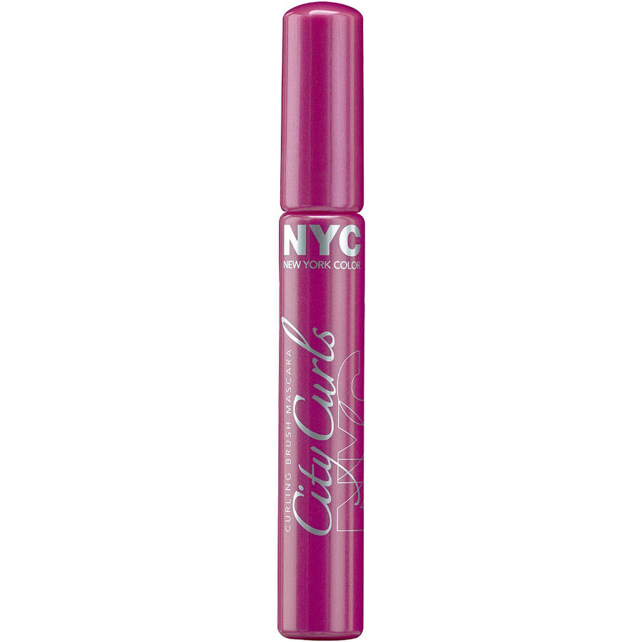 New York Color Big Bold Curl Mascara, Extreme Black