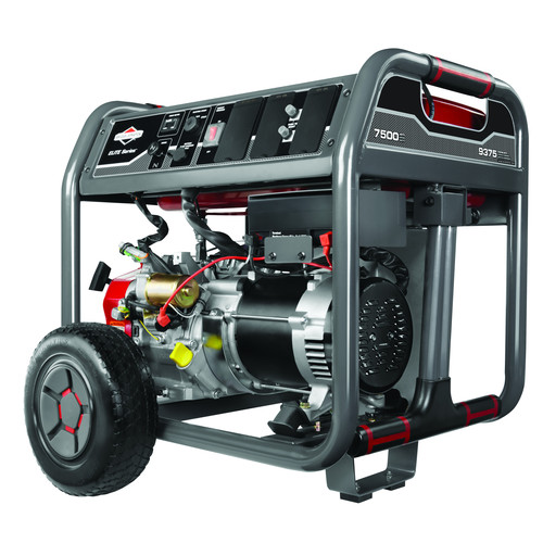 Briggs & Stratton 30549 7,500 Watt Elite Series Portable ...