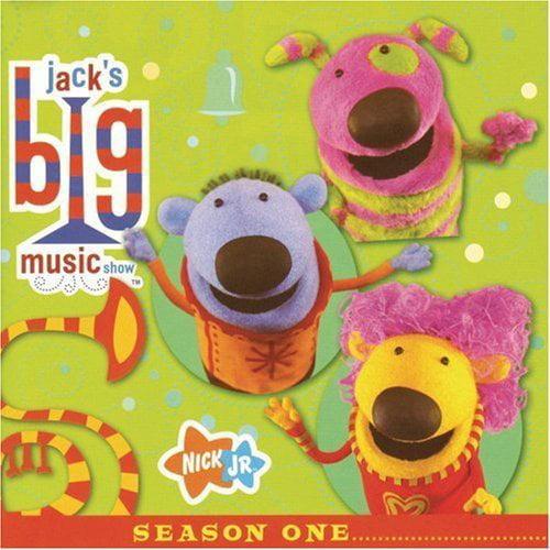 Jack's Big Music Show: Season One Soundtrack