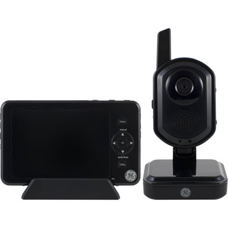 GE Wireless Color Camera and Monitor