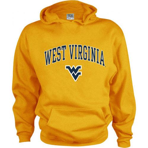 NCAA - West Virginia Mountaineers Kids/Youth Perennial Hooded Sweatshirt