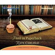 Bibliophile Mysteries: Peril in Paperback (Audiobook)