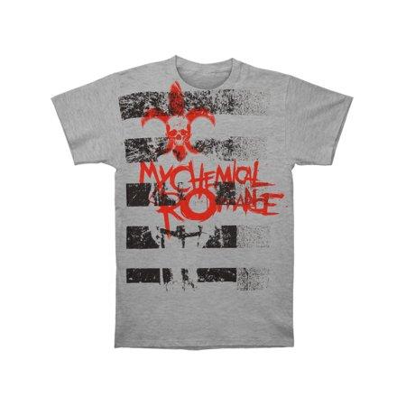 My Chemical Romance Men's  Fallen Soldier T-shirt Ash - My Chemical Romance Halloween