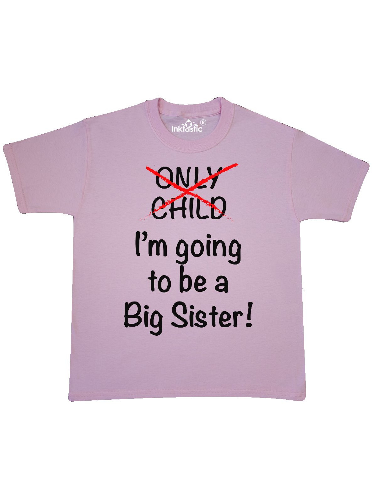 I'm going to be a Big Sister! Youth T-Shirt