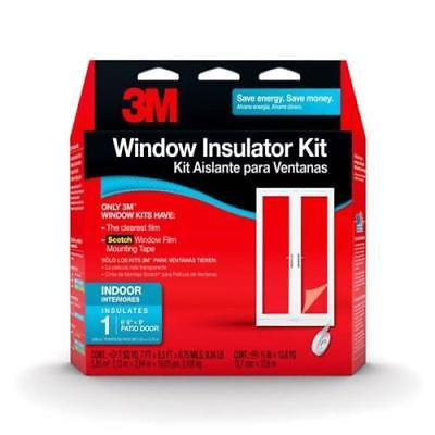 3M Indoor Patio Door Window Kit
