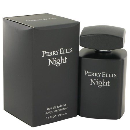 Perry Ellis Night by Perry Ellis - Men - Eau De Toilette Spray 3.4