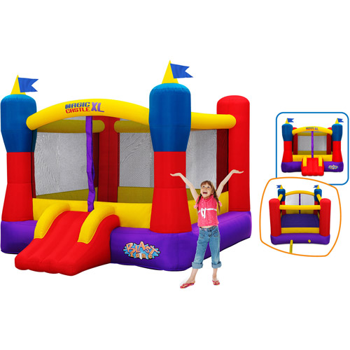 Blast Zone Magic Castle XL 10 Bouncer