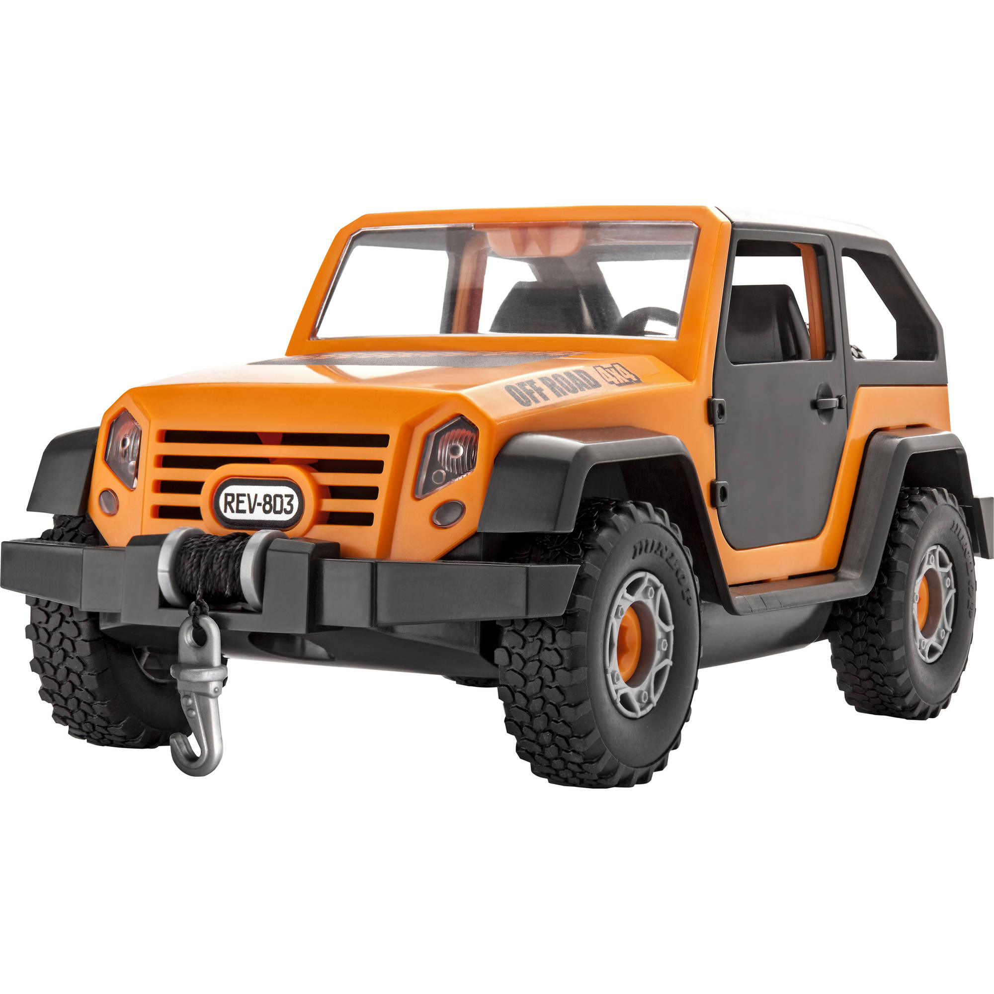 Revell Junior Kit Off-Road Vehicle Plastic Model Kit