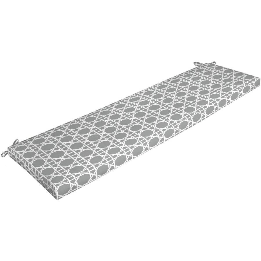 Mainstays Outdoor Patio Bench Cushion Walmart