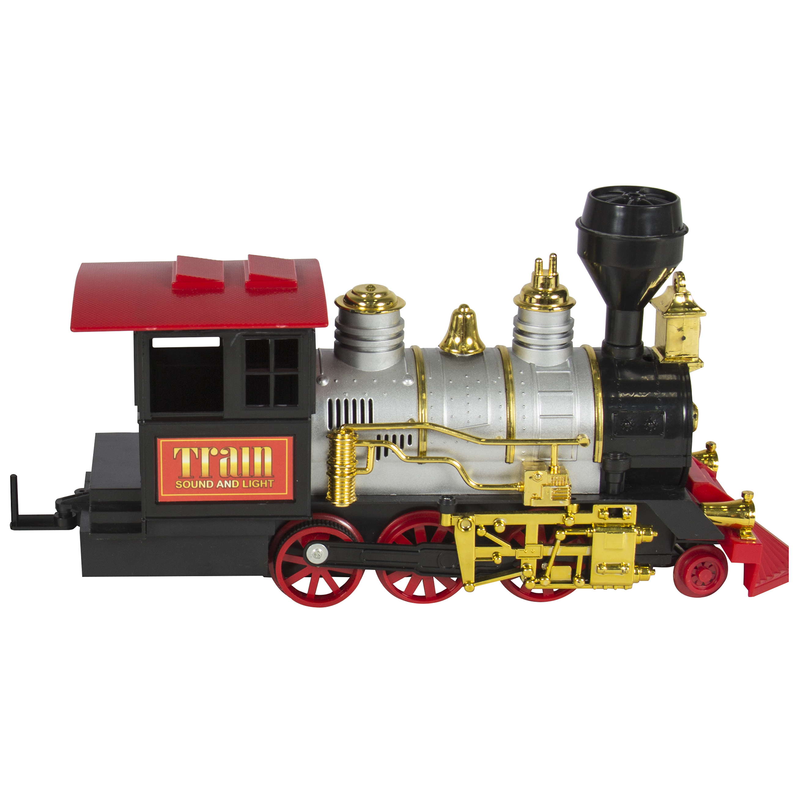 Best Choice Products Classic Train Set For Kids With Real Smoke Fashion Model Railroading Electronics That Electronic Music And Lights Battery Operated Railway Car