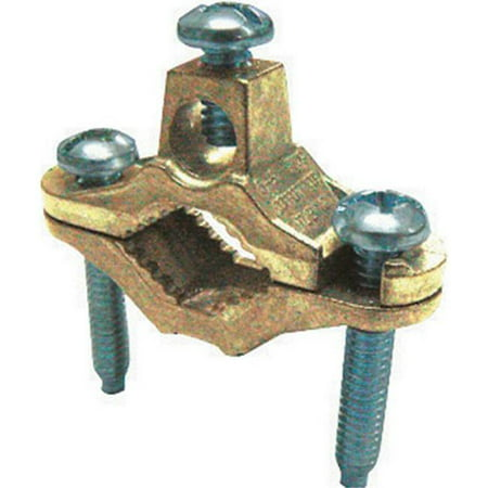 Gampak 41310 0.5 to 1 in. Bronze Ground Clamp - image 1 of 1