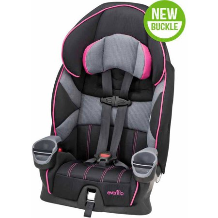 Evenflo Maestro Harnessed Booster Car Seat, Taylor