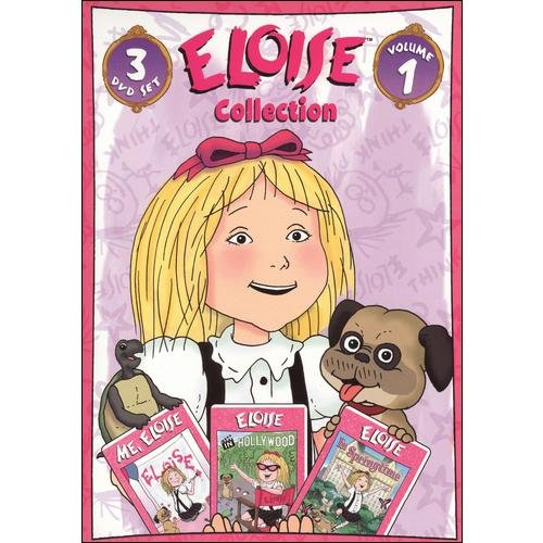 The Eloise Collection: Eloise In Hollywood / Eloise In Springtime / Me, Eloise (Full Frame, Widescreen)