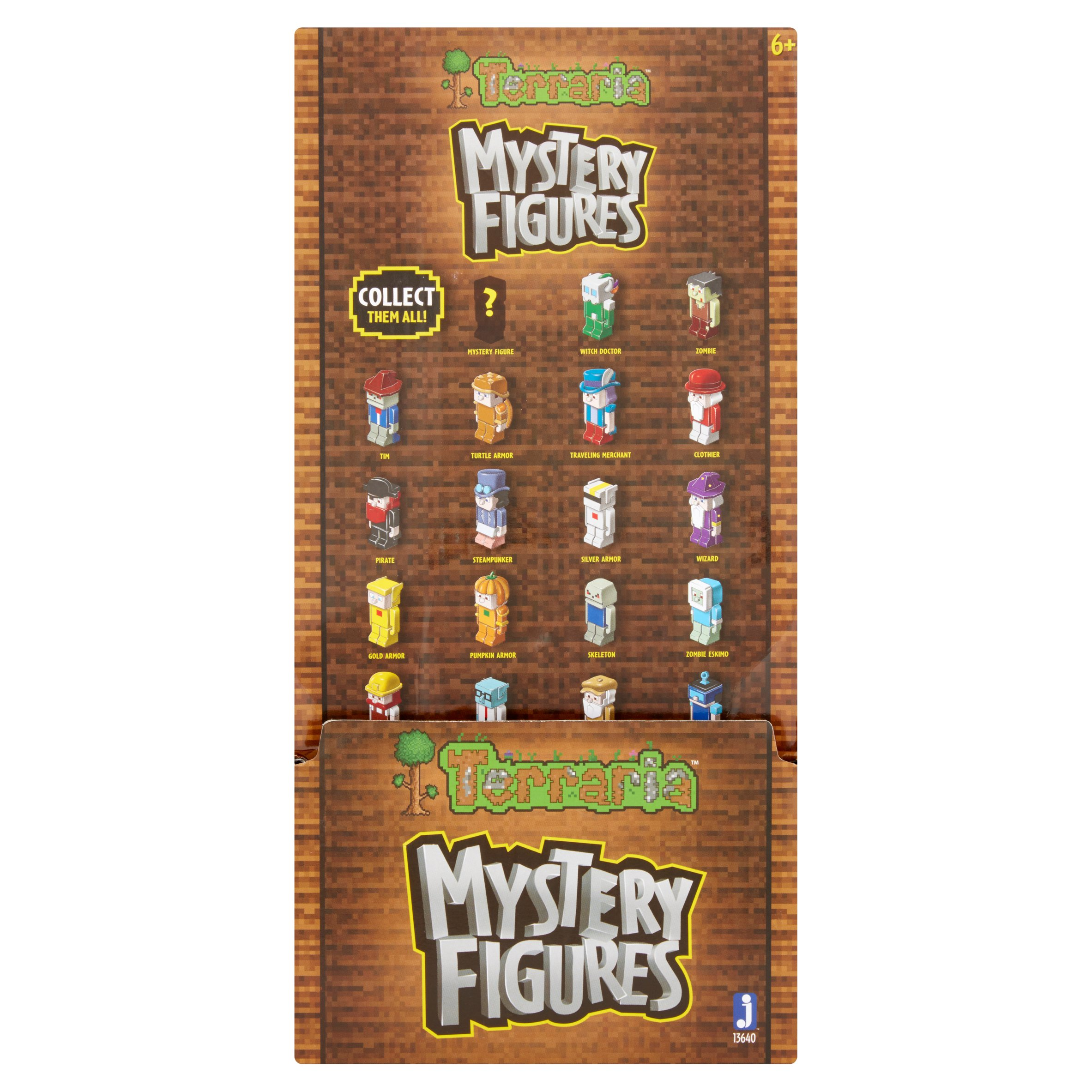 TERRARIA MYSTERY MINIS Contains 1 Figure /& 1 Collectible Coin *SET OF 3!*