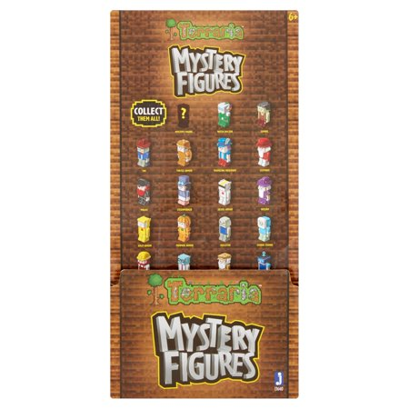 Terraria Mystery Figure Blind Bags - Box of Collectible Bronze, Silver, or Gold Coin figures