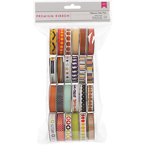 American Crafts Value Pack Premium Ribbon