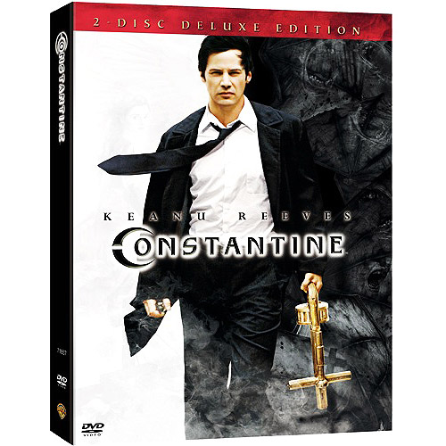 Constantine (2 Discs With Collectible Book) (Widescreen)