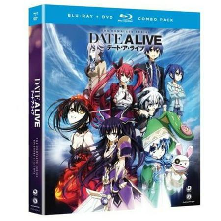 Date a Live: Season 1 (Blu-ray + DVD)