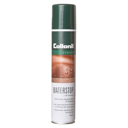 Collonil Waterstop Spray/UV Protection Leather Suede Nubuck Waterproofing 4.6oz