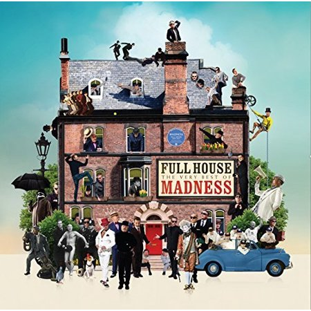 Full House: Very Best Of Madness (Vinyl) (Best Of Psquare Music)