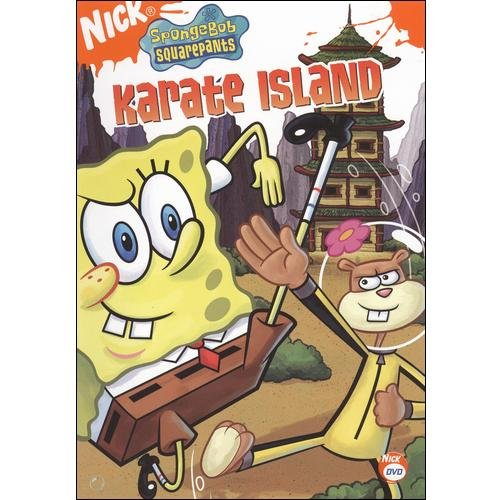 SpongeBob SquarePants: Karate Island (Full Frame)