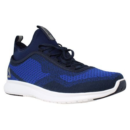 Reebok Mens Plus Runner Ultraknit Blue Running be1a5b050