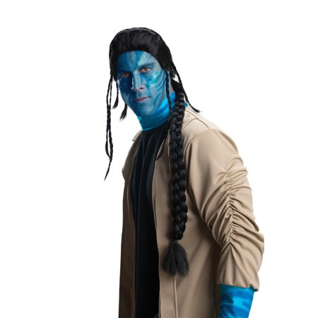 Avatar Jake Sully Adult Halloween Wig](Nicki Minaj Wig For Sale)
