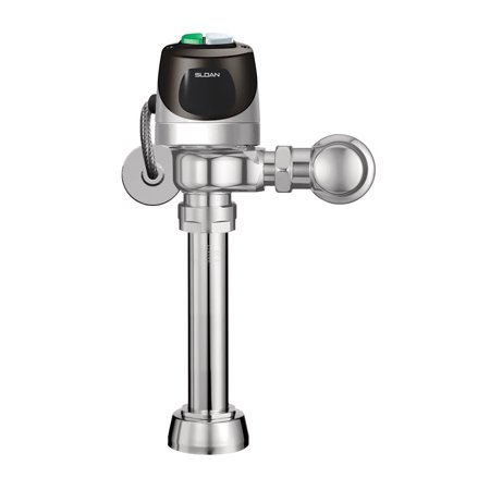 Sloan ECOS 111-1.6/1.1 HW Egos Dual Flush 1.6 / 1.1 GPF ADA Touchless Flushometer with Top Spud Placement