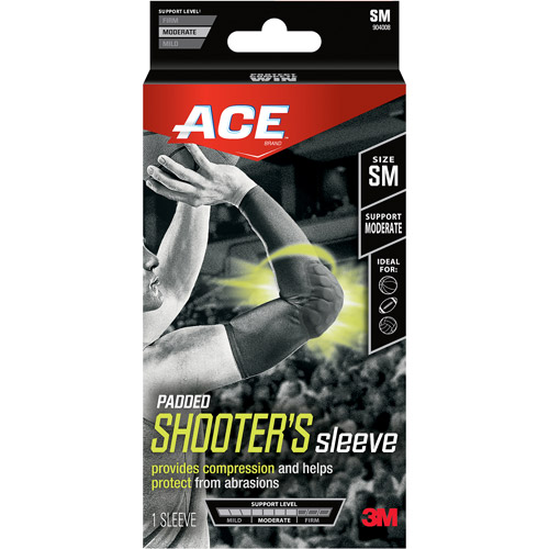 ACE Padded Shooter's Sleeve, Small, 904008
