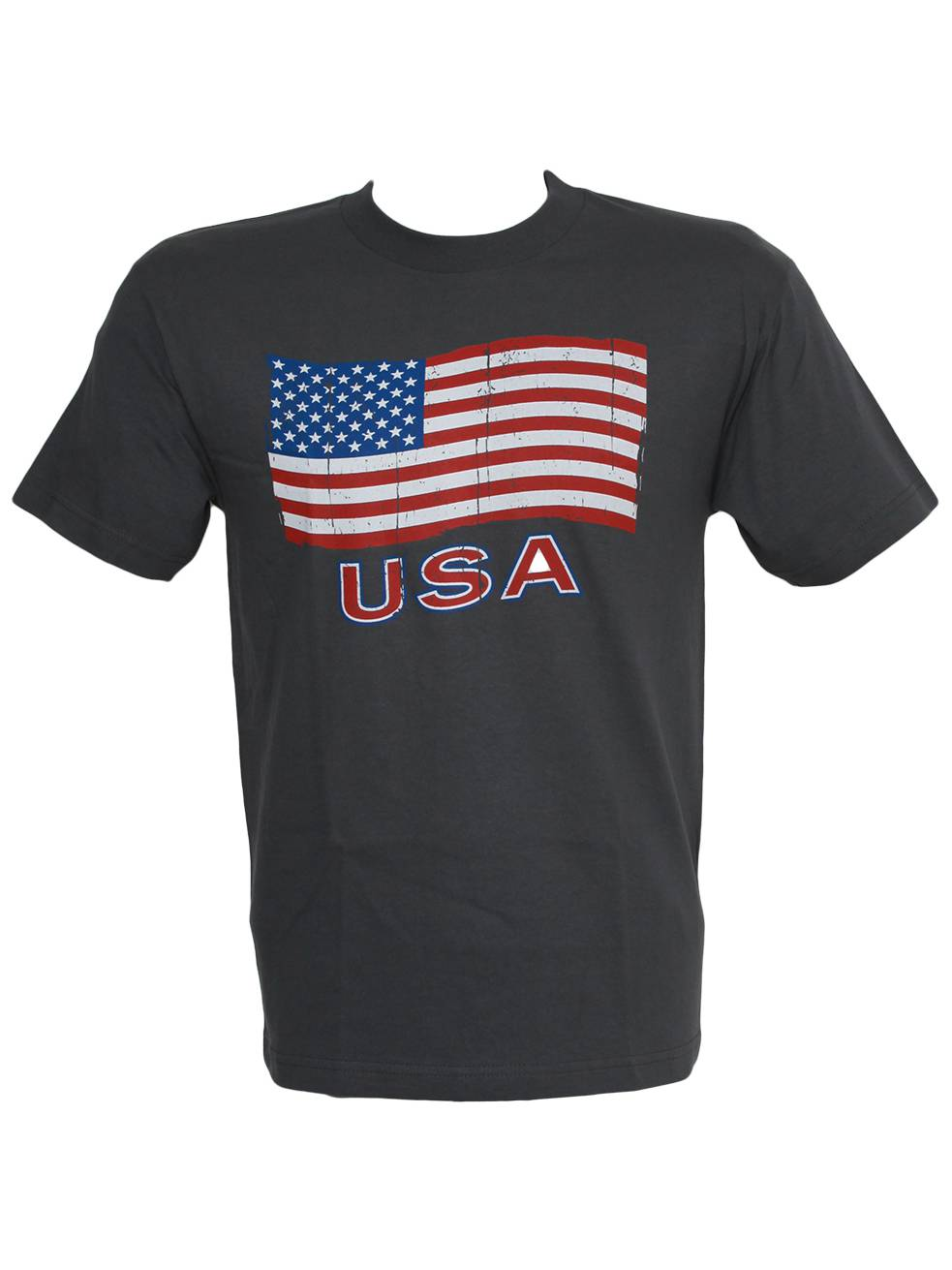 14a601ab7 Gravity Trading - United States of America Flag USA T Shirt - Walmart ...