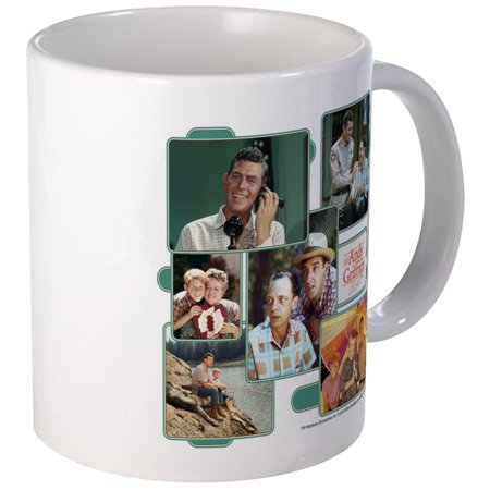 CafePress - Andy Griffith Collage Mug - Unique Coffee Mug, Coffee Cup (Collage Coffee)