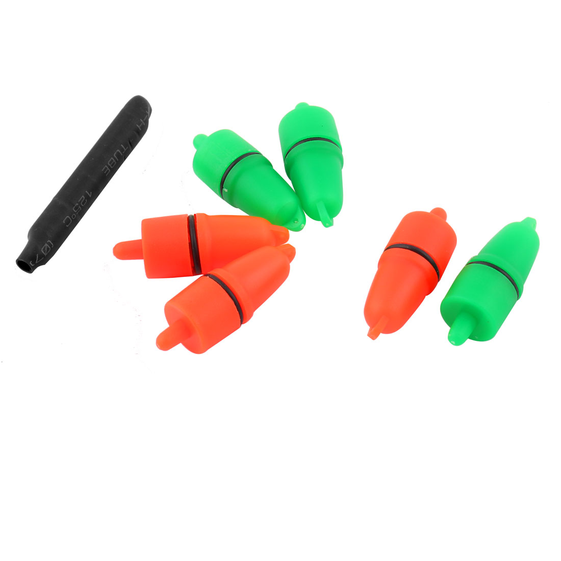 Click here to buy Battery Powered Warning LED Lamp Light Flashing Fishing Bobber Floats 6 Pcs by Unique-Bargains.