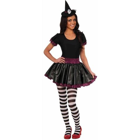 Wizard Of Oz Wicked Witch of the East Dress Women's Adult Halloween Costume