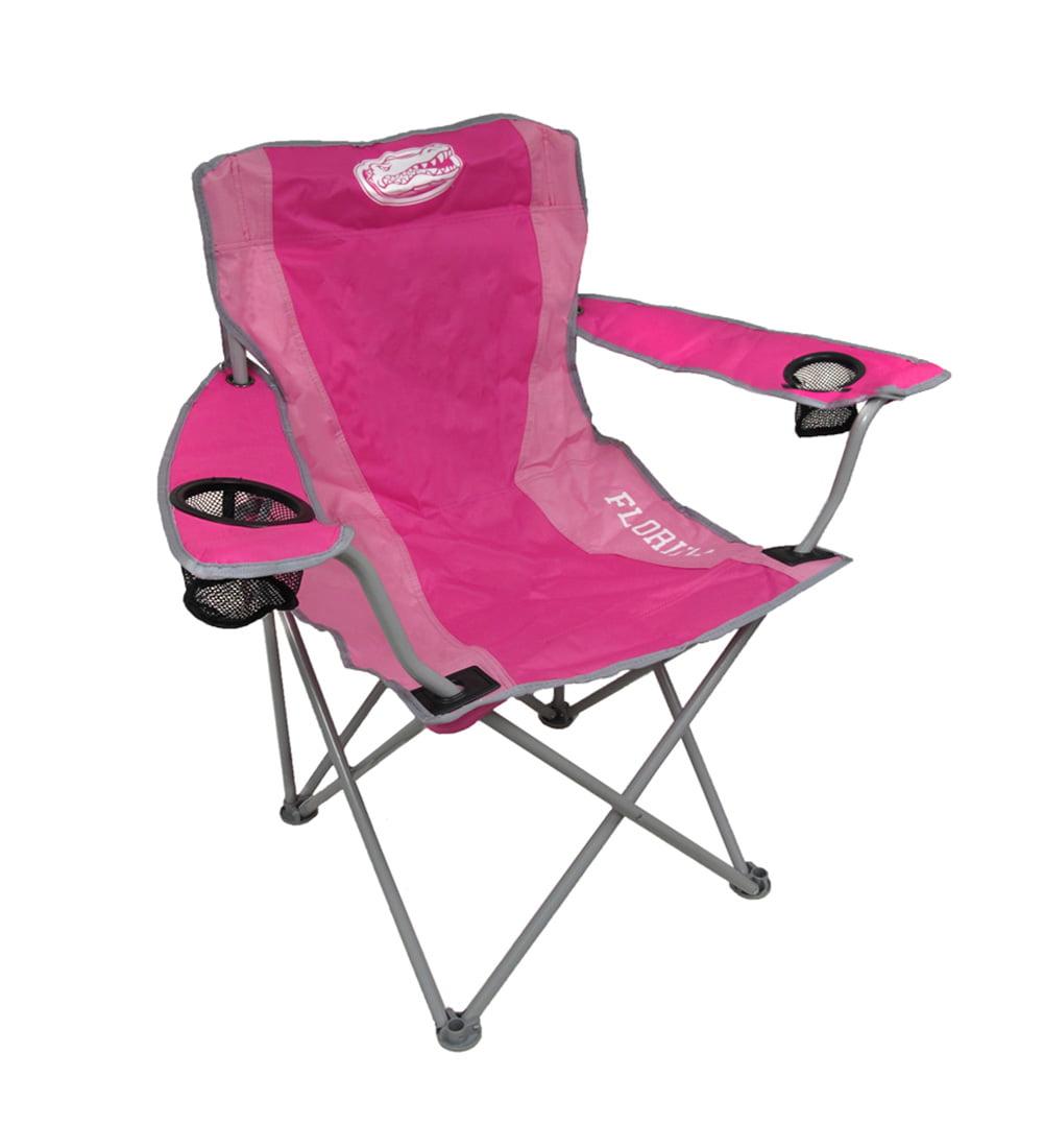 University Of Florida Gators Pink Quad Chair