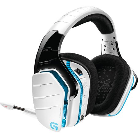 Logitech G933 Artemis Spectrum Snow Wireless 7.1 Gaming Headset